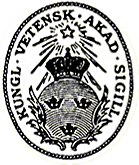 Royal Swedish Academy of Sciences seal.png