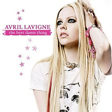 Avril lavigne the best damn thing single.jpg
