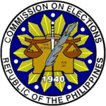 Official Seal of the Commission on Elections