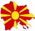Flag map of Macedonia region.svg