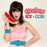 Hot N Cold (Official Single Cover) by Katy Perry.png