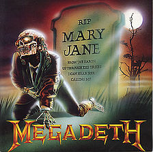 Mary Jane Megadeth song.jpg