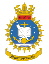 Indian Naval Academy Crest.png