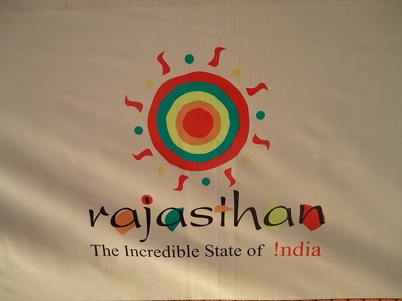 Rajasthan Tourism Logo രാജസ്ഥാൻ