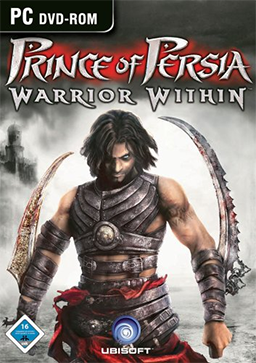 Prince of Persia: Warrior Within PC game cover