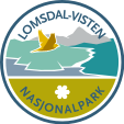 Lomsdal–Visten National Park logo.png
