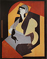 Albert Gleizes, 1920, Femme au gant noir (Woman with Black Glove), oil on canvas, 126 x 100 cm. Private collection.jpg