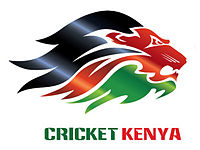 Cricket Kenya Logo