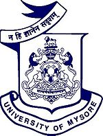 University of Mysore logo.jpg