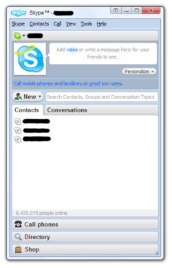 Skype 4 Compact View.png
