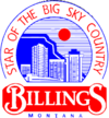 Official seal of Billings, Montana