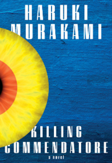 Killing Commendatore by Haruki Murakami - Cover.png
