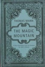 The Magic Mountain (novel) coverart.jpg