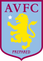 Crest of Aston Villa Football Club