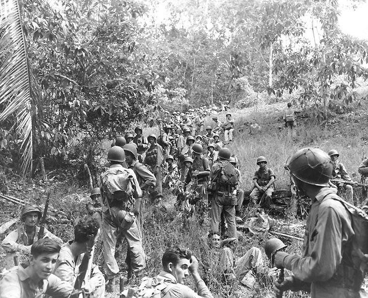 ग्वादालकॅनाल अमेरिकन सैनिक