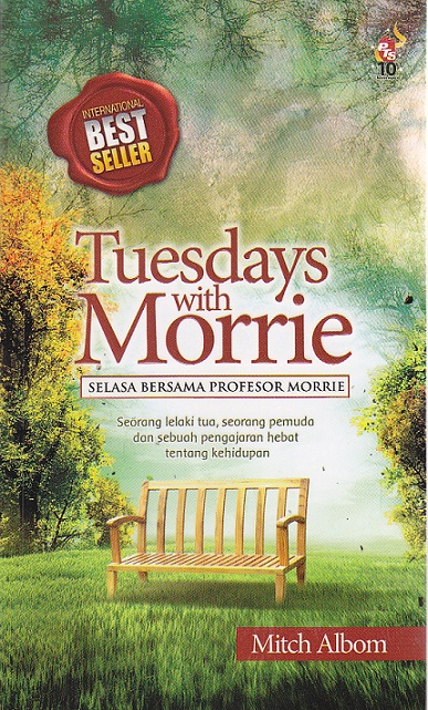 Selasa bersama morrie