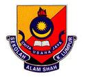 Sekolah Sultan Alam Shah