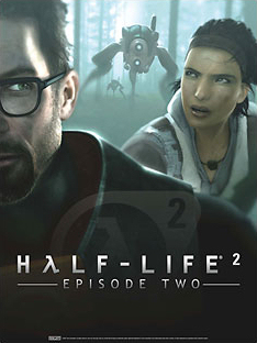 A promotional poster for Episode Two.