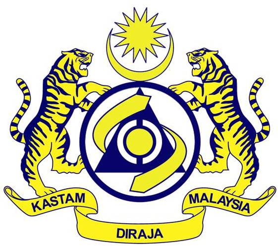 Image result for jabatan kastam logo