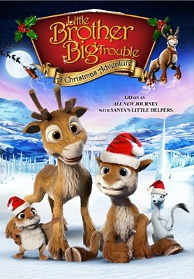 Poster Filem Little Brother, Big Trouble- A Christmas Adventure.jpg