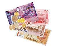 Dolar Hong Kong - Wikipedia Bahasa Melayu, ensiklopedia bebas