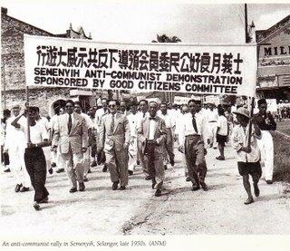 Hasil carian imej untuk rakyat dan komunis malaya