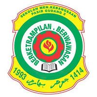 sekolah menengah kebangsaan pasir gudang 2 wikipedia