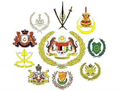 Fail Jata Diraja Negeri2 Di Malaysia Jpg Wikipedia Bahasa Melayu Ensiklopedia Bebas