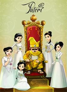 Puteri (siri animasi) - Wikipedia Bahasa Melayu