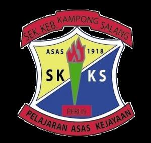 Fail:Lencana Sekolah Kebangsaan Kampong Salang.png