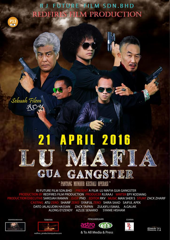 lu mafia gua gangster wikipedia bahasa melayu