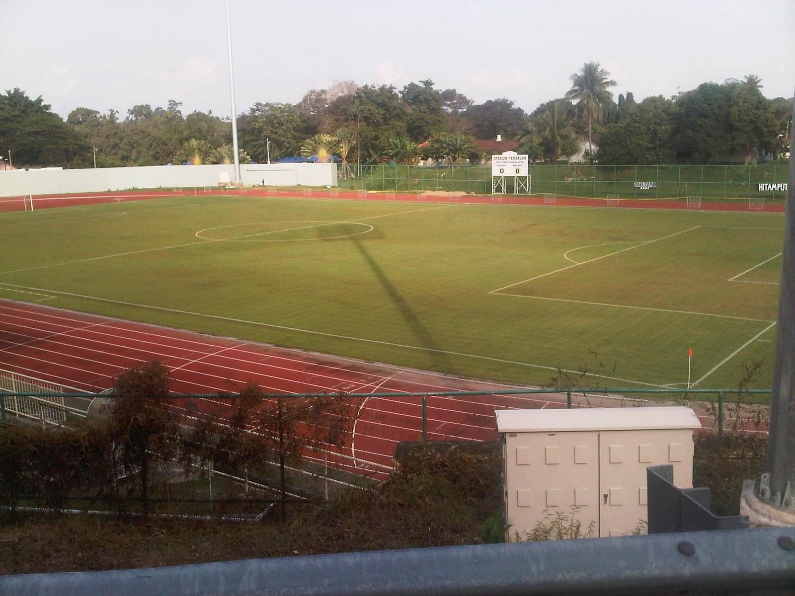 Temerloh Malaysia  city photos : temerloh mini stadium stadium majlis perbandaran temerloh or well ...