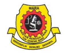 Maktab Rendah Sains Mara Tun Ghafar Baba Wikipedia Bahasa Melayu Ensiklopedia Bebas