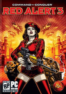Kulit Command & Conquer: Red Alert 3 (versi Windows)