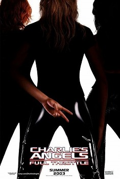 Poster tayangan pawagam filem Charlie's Angels: Full Throttle
