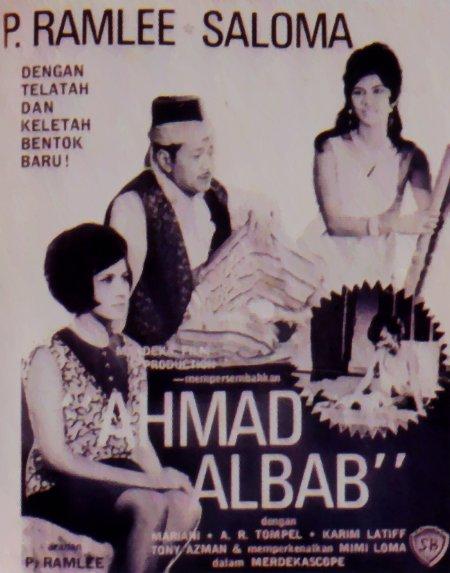 Ahmad Albab - Wikipedia Bahasa Melayu, ensiklopedia bebas