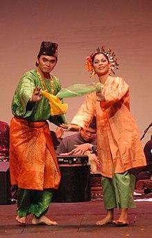 Tarian Zapin Wikipedia Bahasa Melayu Ensiklopedia Bebas