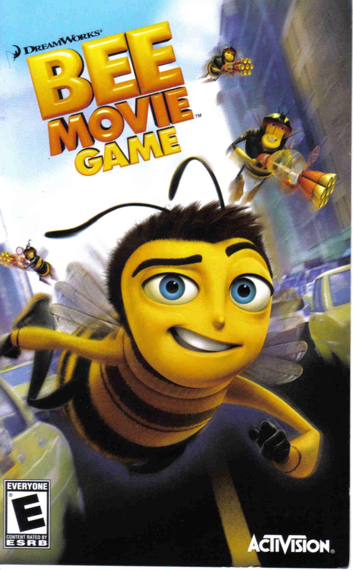 Movie Games For Ps3 : Bee movie game wikipedia bahasa melayu ensiklopedia bebas