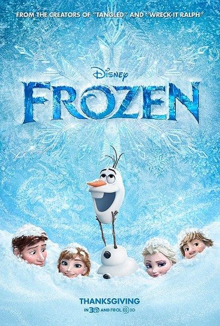 Frozen (filem 2013)