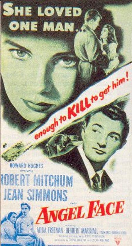 Angel Face (filem 1953)