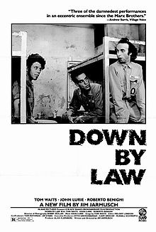Down by Law (1986 film) poster.jpg