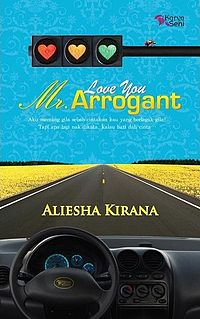 Love You Mr. Arrogant (novel)