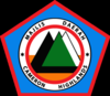 Official seal of Cameron Highlands Tanah Tinggi Cameron تانه تيڠڬي كمايرون