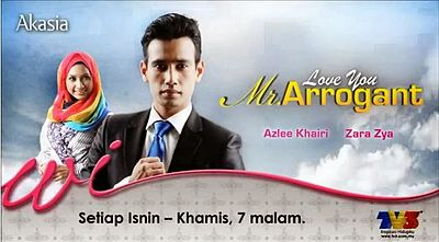 Poster Love You Mr. Arrogant.jpg