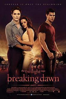 Poster Filem The Twilight Saga- Breaking Dawn - Part 1.jpg