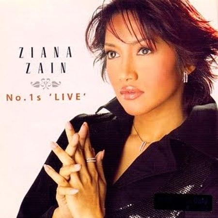 Ziana Zain No. 1s Live