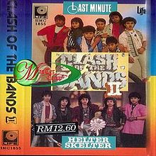 Clash Of The Bands - Vol II '87 - (1987).jpg