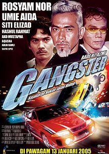 gangster filem wikipedia bahasa melayu ensiklopedia bebas