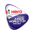 2013 Men's Hockey Junior World Cup Logo.png