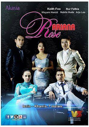 Ariana Rose drama